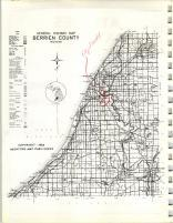 Map Image 023, Berrien County 1964